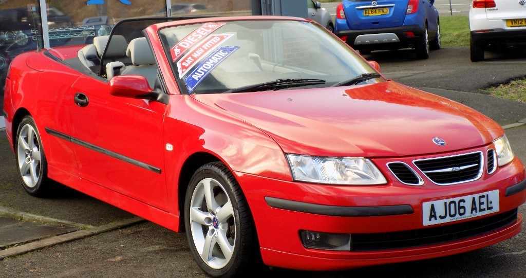 used Saab 9-3 TID VECTOR in sittingbourne-kent