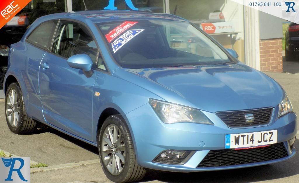 used SEAT Ibiza TSI I-TECH in sittingbourne-kent