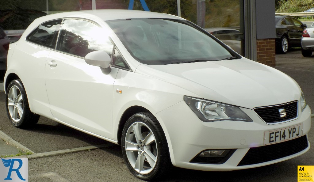 used SEAT Ibiza TOCA in sittingbourne-kent