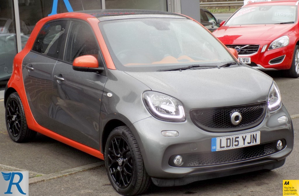 used Smart Car Forfour EDITION1 in sittingbourne-kent