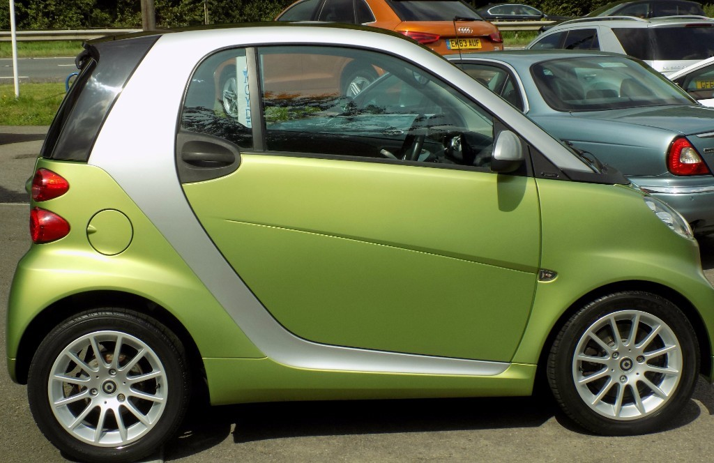 Automatic Smart Cars For Sale In Kent