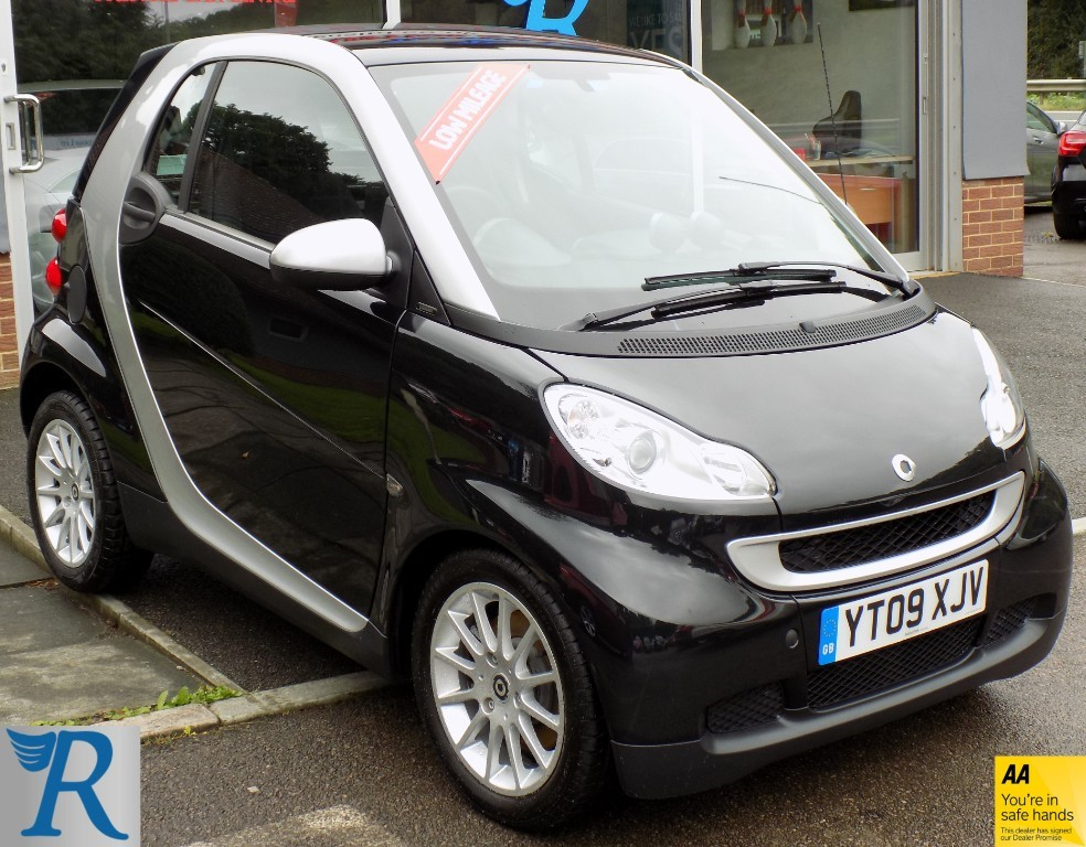 used Smart Car Fortwo Coupe PASSION in sittingbourne-kent