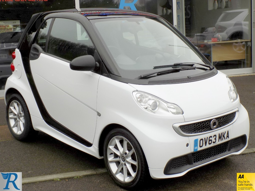 used Smart Car Fortwo Coupe PASSION CDI in sittingbourne-kent