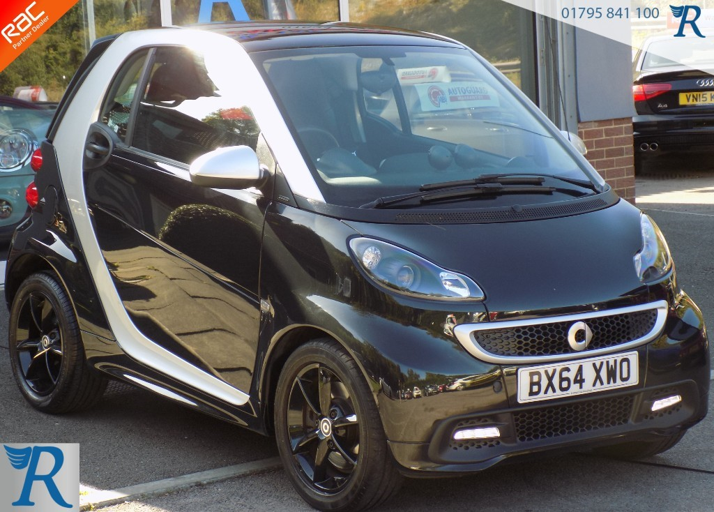 used Smart Car Fortwo Coupe GRANDSTYLE EDITION in sittingbourne-kent