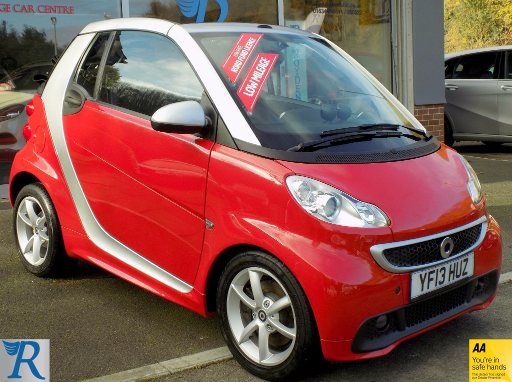 used Smart Car Pulse PULSE MHD in sittingbourne-kent
