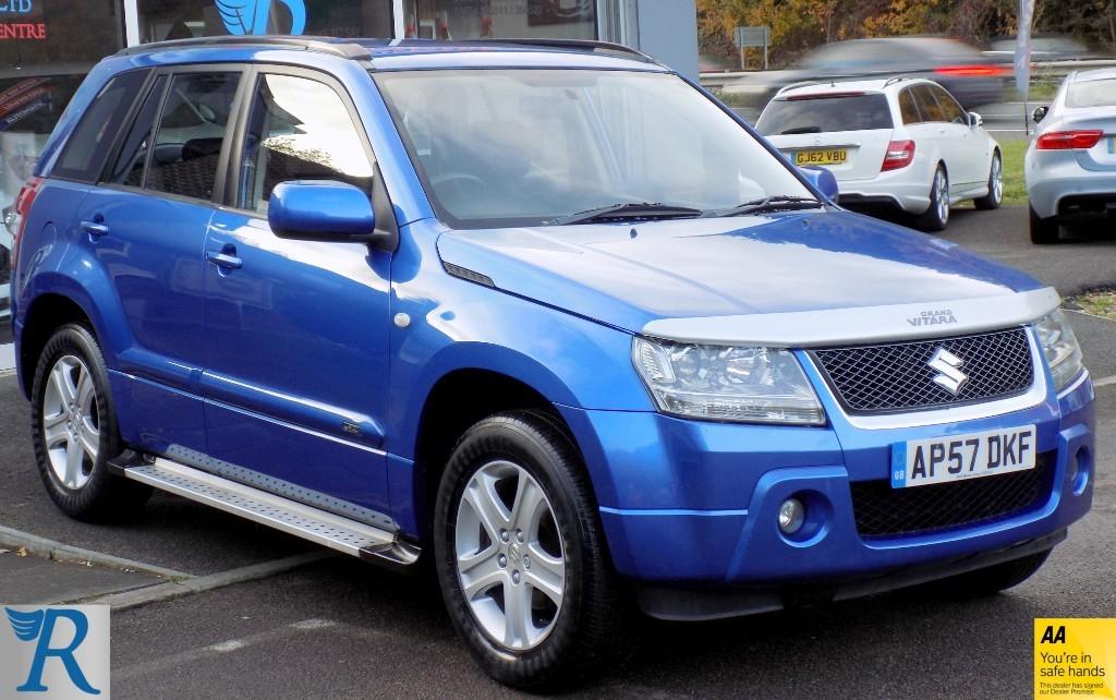 used Suzuki Grand Vitara 16V in sittingbourne-kent