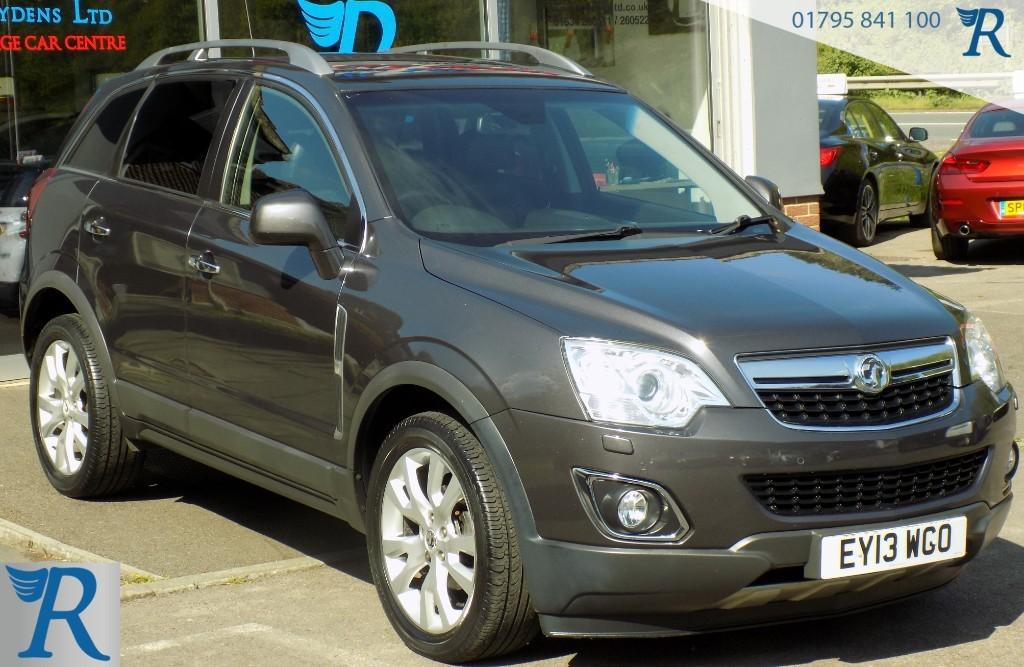 used Vauxhall Antara SE NAV CDTI S/S in sittingbourne-kent