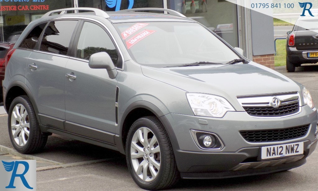 used Vauxhall Antara SE CDTI in sittingbourne-kent