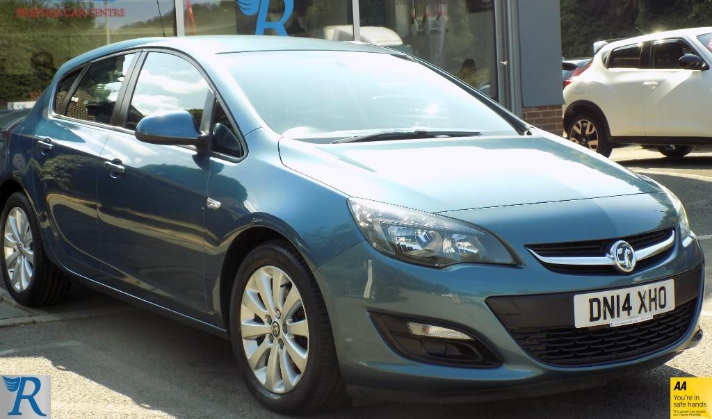 used Vauxhall Astra DESIGN CDTI ECOFLEX S/S in sittingbourne-kent