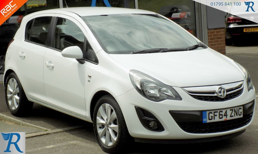 used Vauxhall Corsa EXCITE in sittingbourne-kent