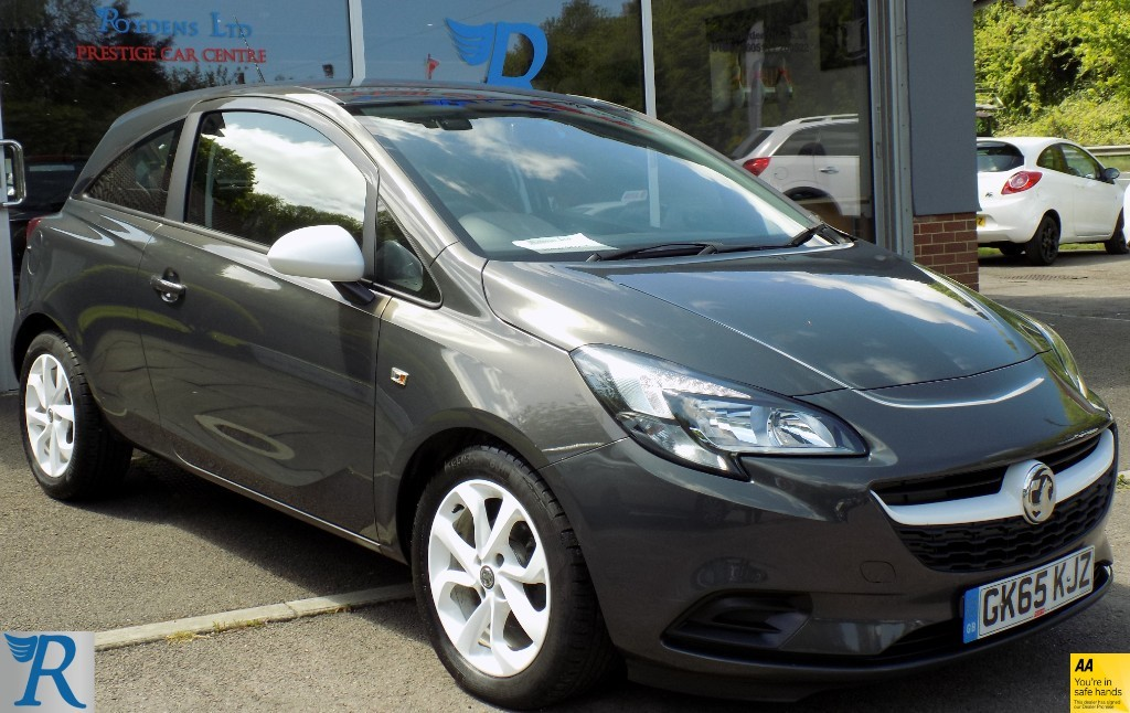 used Vauxhall Corsa STING in sittingbourne-kent