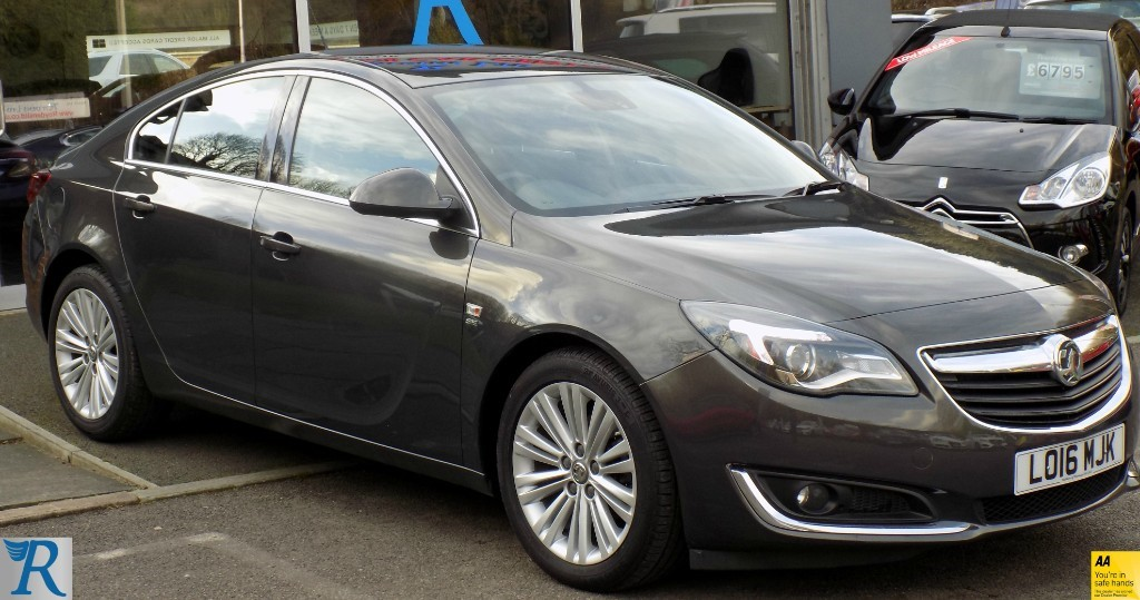 used Vauxhall Insignia SE CDTI ECOFLEX S/S in sittingbourne-kent
