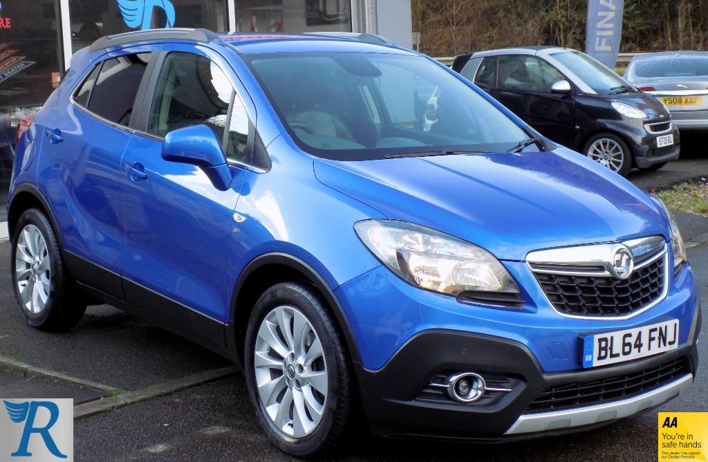 used Vauxhall Mokka SE in sittingbourne-kent