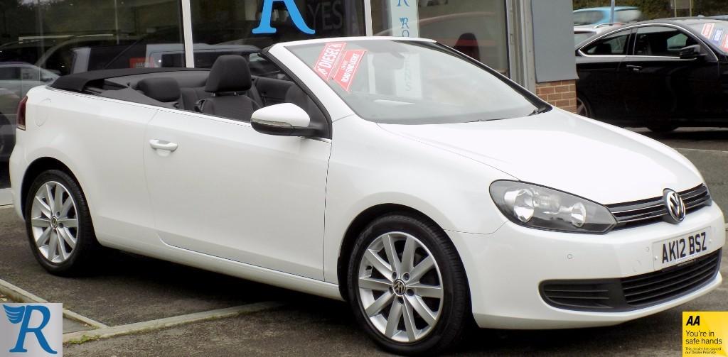 used VW Golf S TDI BLUEMOTION TECHNOLOGY in sittingbourne-kent