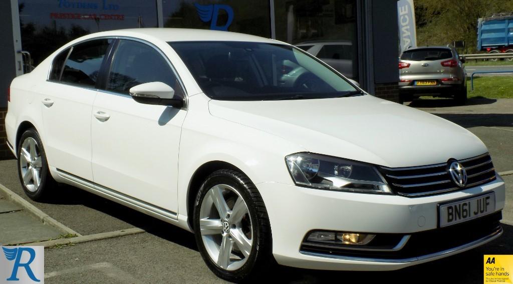 used VW Passat SE TDI BLUEMOTION TECHNOLOGY in sittingbourne-kent
