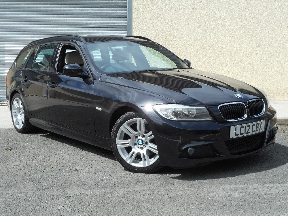 used metallic sapphire black bmw 318d for sale devon. Black Bedroom Furniture Sets. Home Design Ideas