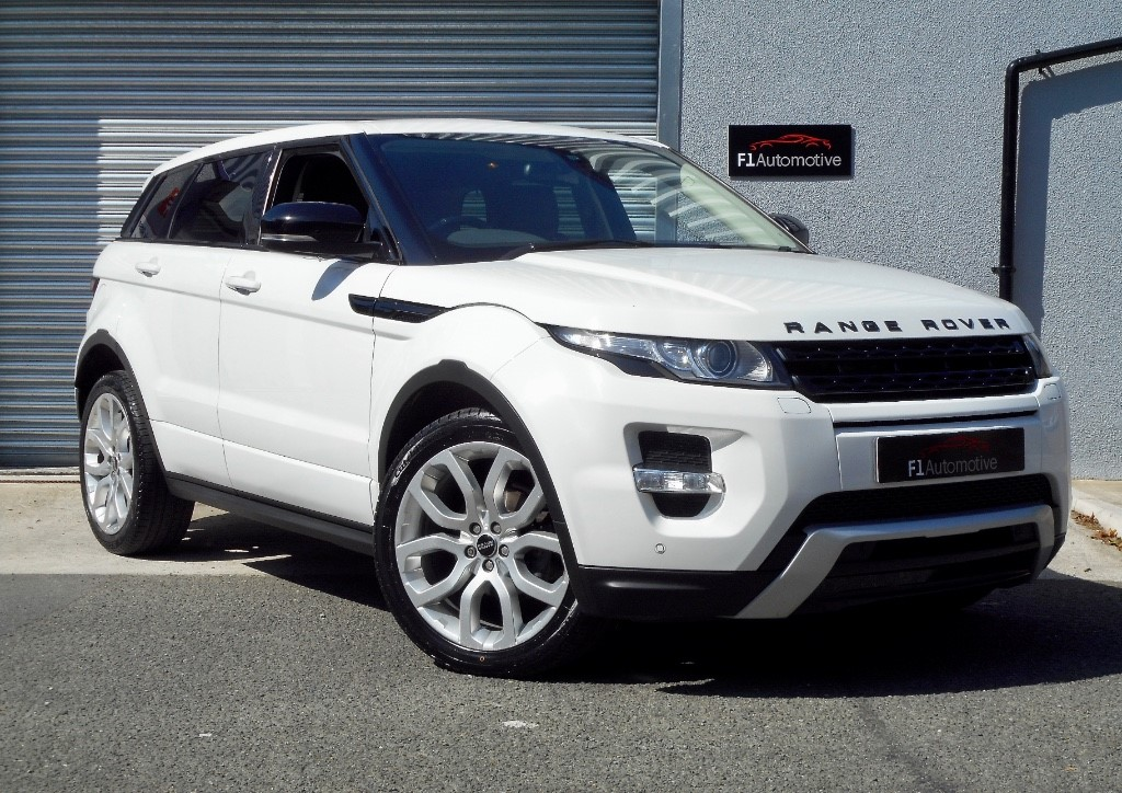 used Land Rover Range Rover Evoque SD4 DYNAMIC in plympton-plymouth