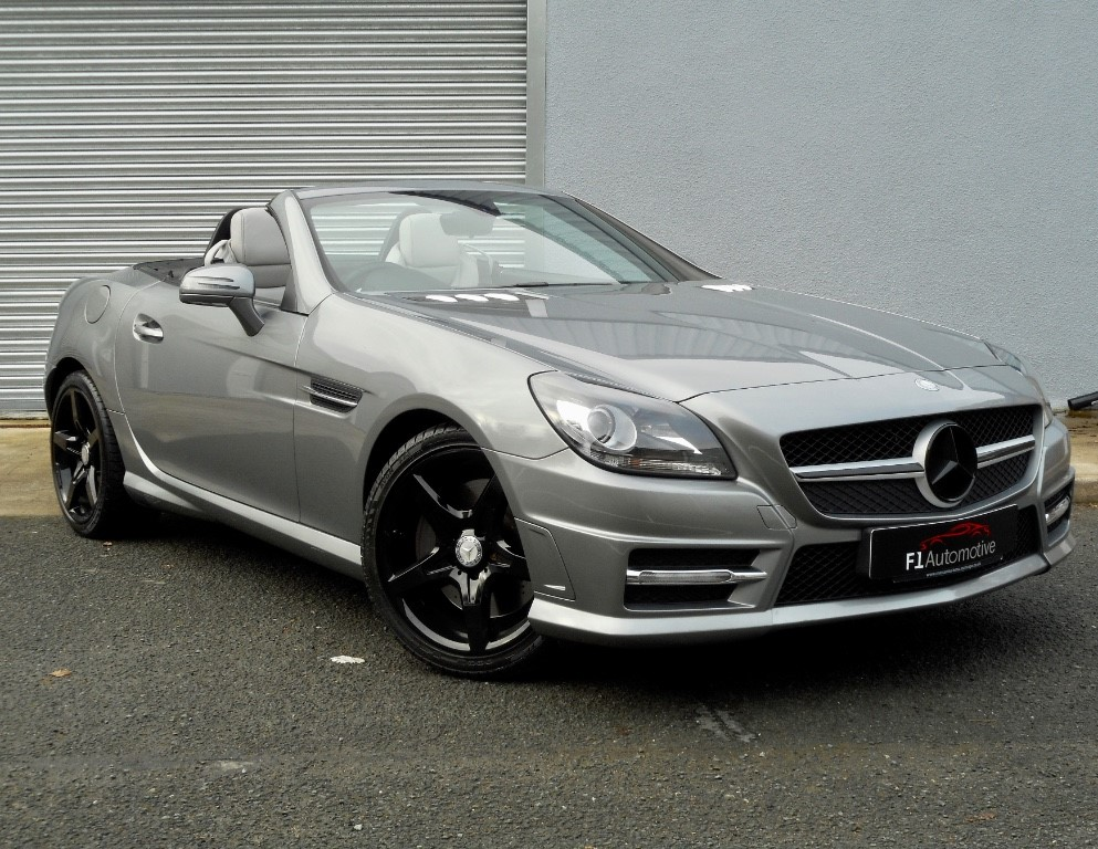 used Mercedes SLK200 SLK200 BLUEEFFICIENCY AMG SPORT in plympton-plymouth