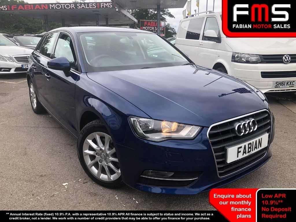 used Audi A3 TDI SE in neath-south-wales