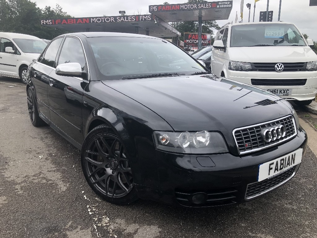 used Audi S4  in neath-south-wales