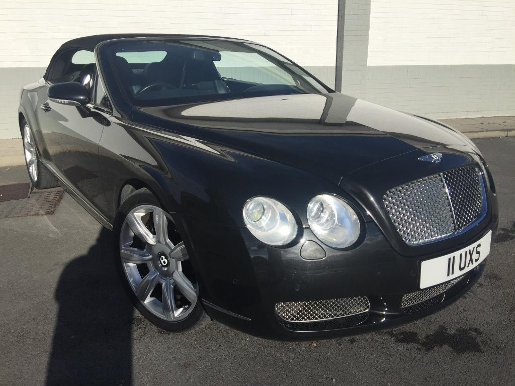 used Bentley Continental GTC 2dr in neath-south-wales