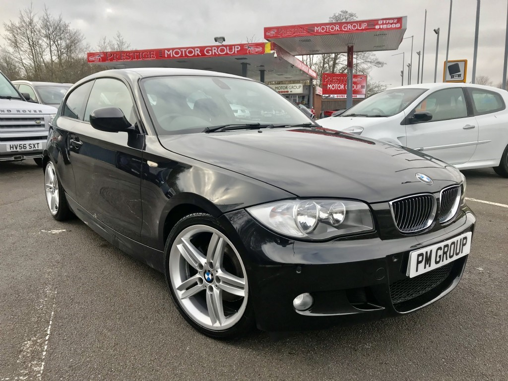 used BMW 118d M SPORT in neath-south-wales