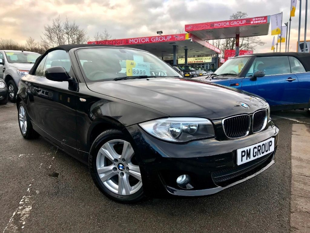 used BMW 120d 1 Series SE 2dr in neath-south-wales
