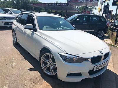 used BMW 318d M SPORT TOURING in neath-south-wales