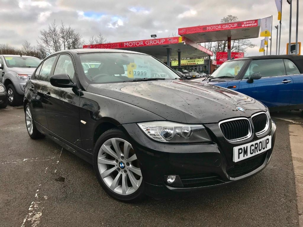 used BMW 320d SE in neath-south-wales