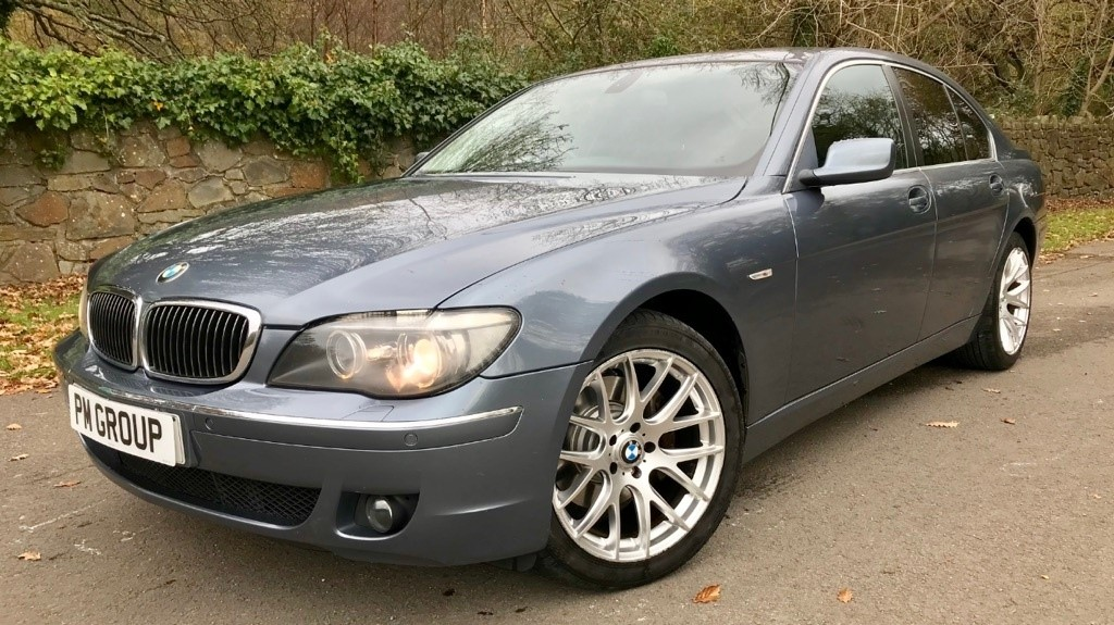 used BMW 730d 7 Series SE 4dr in neath-south-wales
