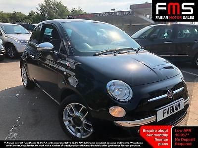 used Fiat 500 LOUNGE in neath-south-wales