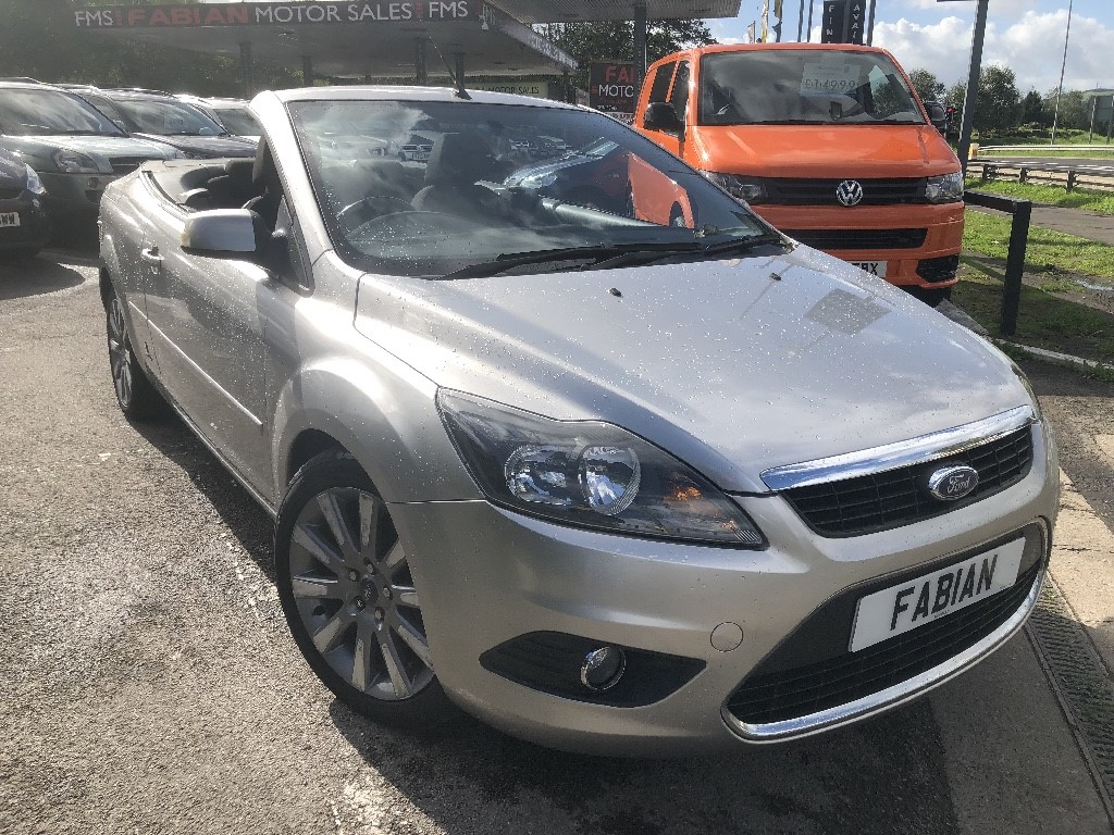 used Ford Focus CC2 in neath-south-wales