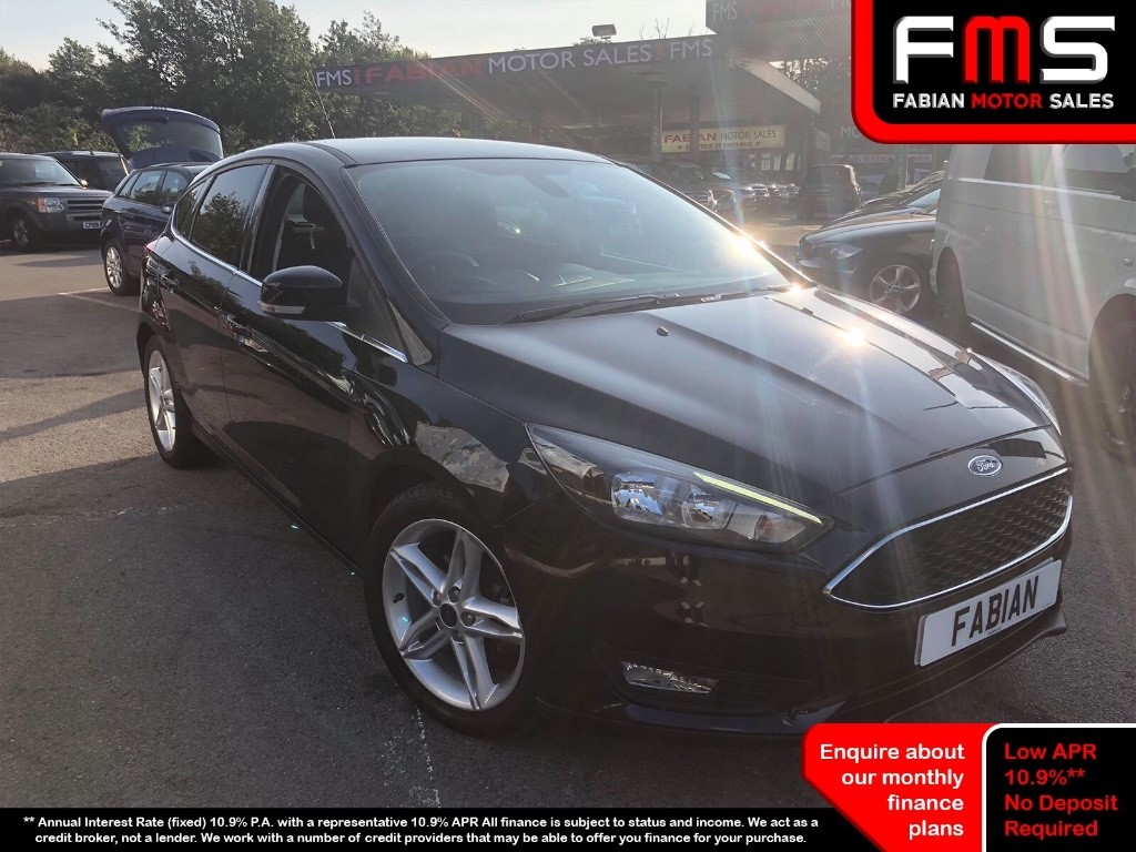 used Ford Focus ZETEC TDCI in neath-south-wales