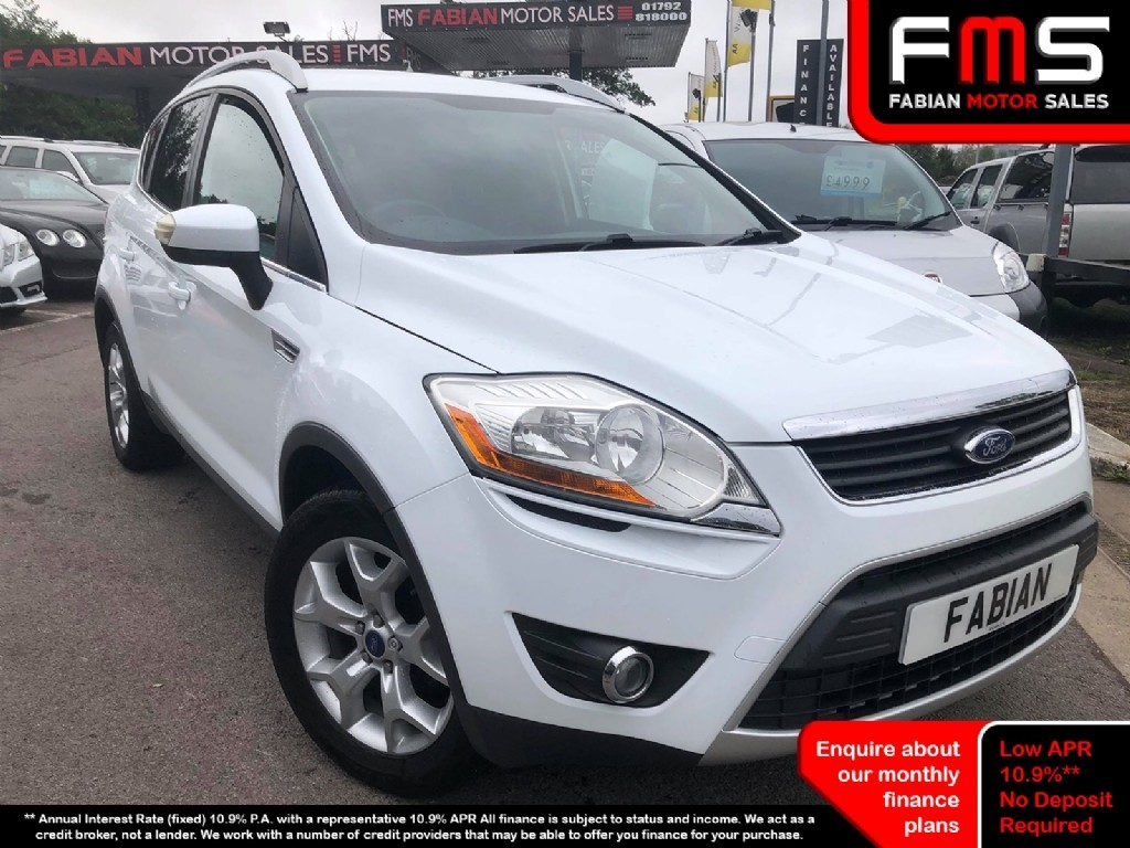 used Ford Kuga ZETEC TDCI 2WD in neath-south-wales