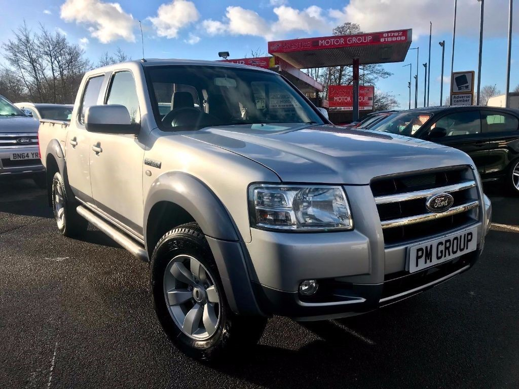 used Ford Ranger XLT 4X4 D/C in neath-south-wales