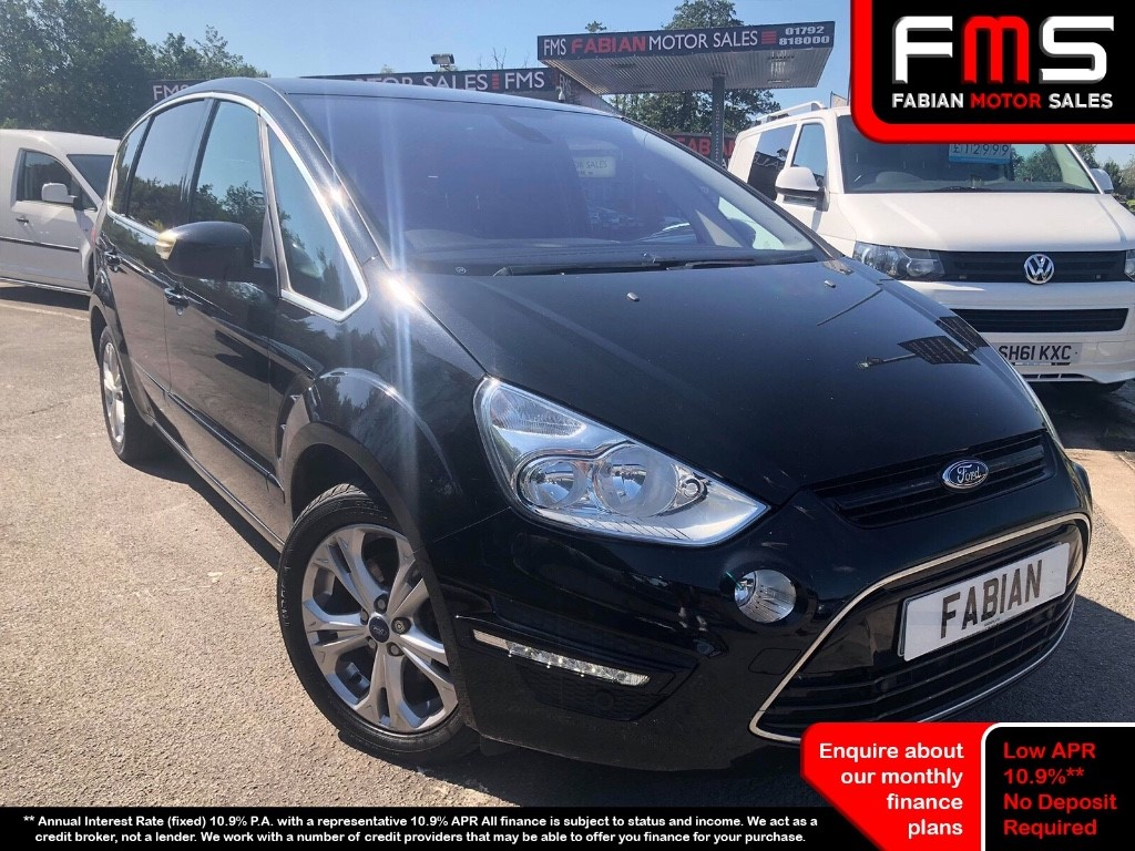 used Ford S-Max TITANIUM TDCI in neath-south-wales