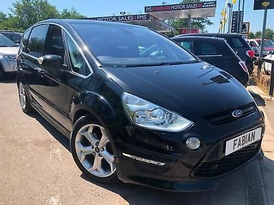 used Ford S-Max TITANIUM X SPORT TDCI in neath-south-wales