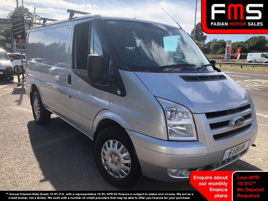 used Ford Transit 280 ECONETIC LR in neath-south-wales