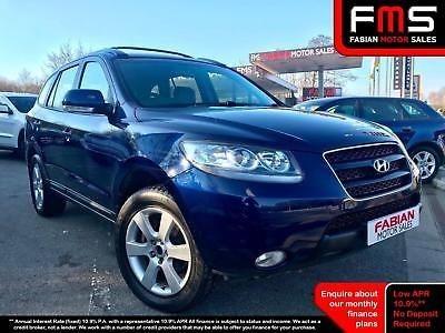 used Hyundai Santa Fe CDX CRTD in neath-south-wales