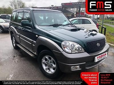 used Hyundai Terracan CDX CRTD in neath-south-wales