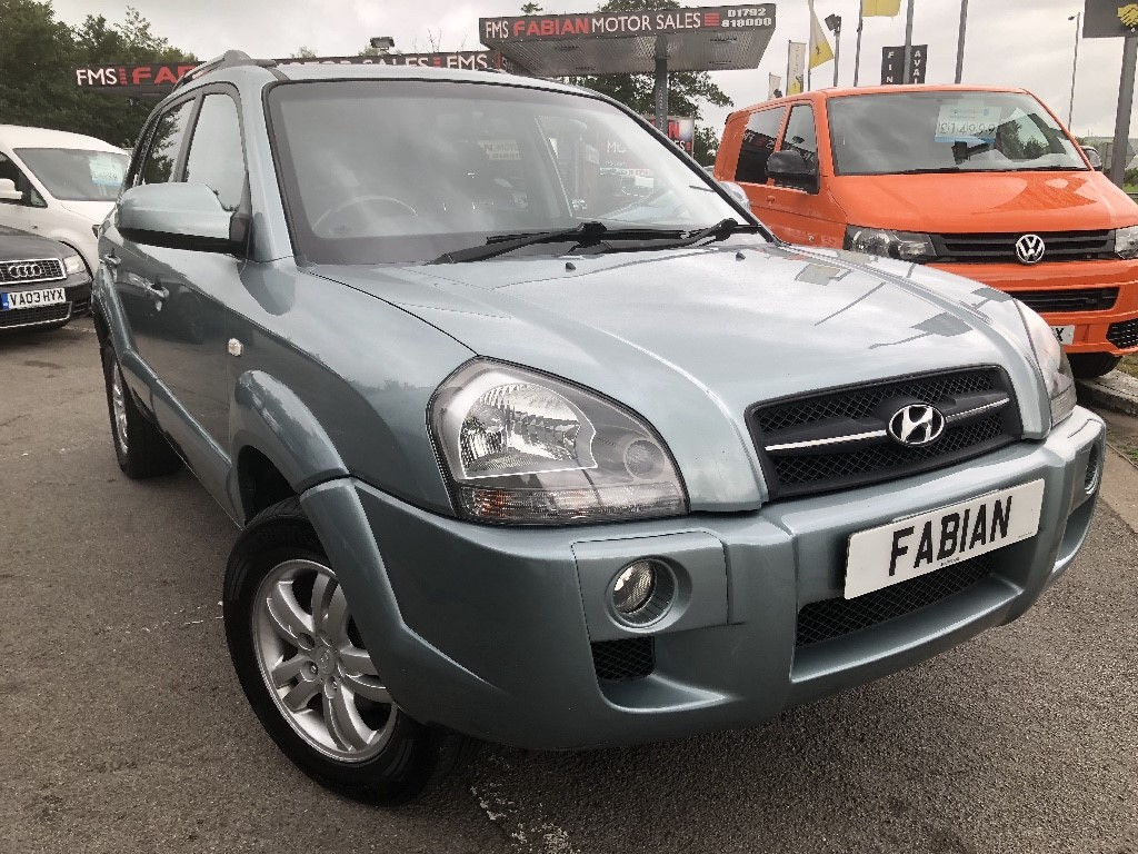 used Hyundai Tucson LIMITED in neath-south-wales