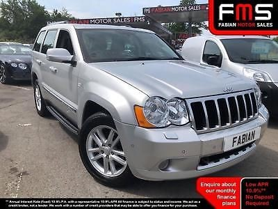 used Jeep Grand Cherokee OVERLAND CRD V6 in neath-south-wales