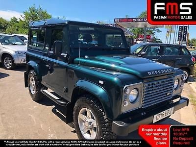 used Land Rover Defender 90 TD STATION WAGON in neath-south-wales