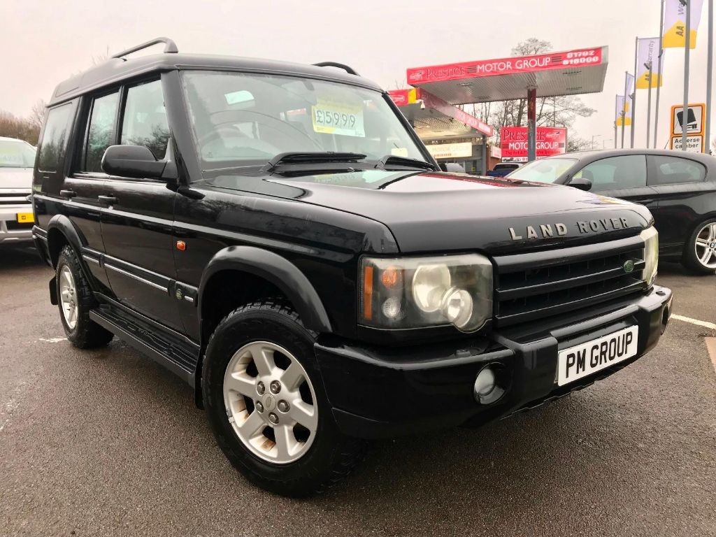 used Land Rover Discovery PURSUIT S TD5 in neath-south-wales