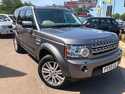 used Land Rover Discovery 4 TDV6 HSE in neath-south-wales