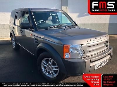 used Land Rover Discovery 3 TD V6 Panel Van 5dr in neath-south-wales
