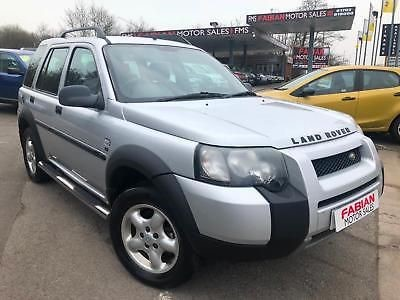 used Land Rover Freelander TD4 SE STATION WAGON in neath-south-wales