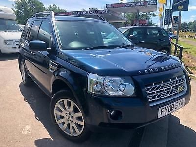 used Land Rover Freelander TD4 SE in neath-south-wales