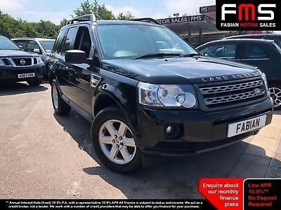 used Land Rover Freelander TD4 GS in neath-south-wales