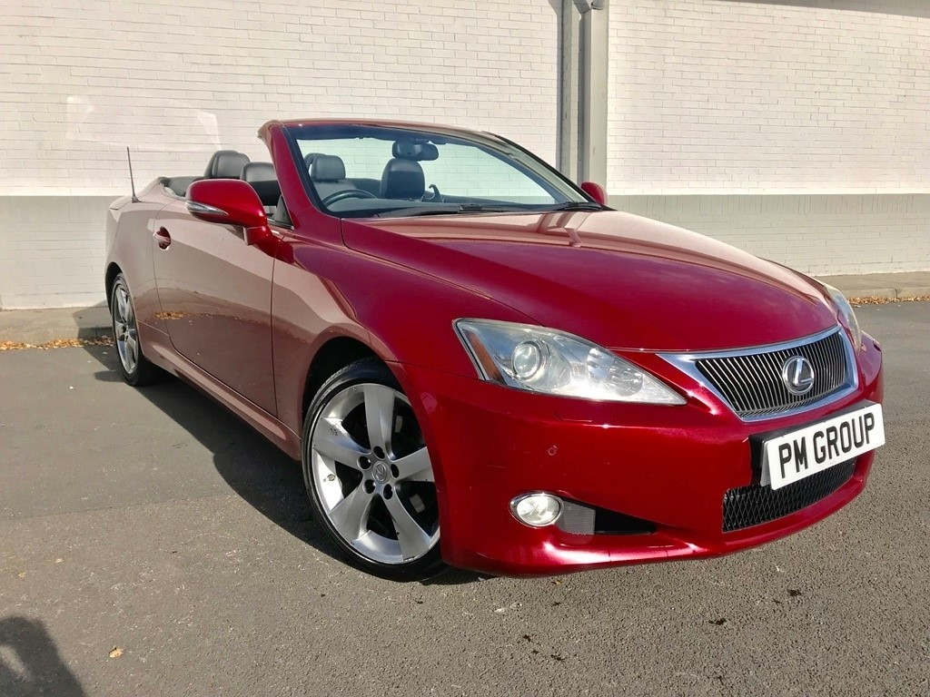used Lexus IS 250 SE-L 2dr in neath-south-wales